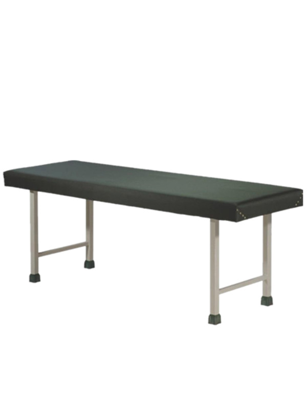 Wide Heavy Duty Stationary Massage Table Bed Physical Therapy Bed with Memory Foam Layer Salon Bed - 副本