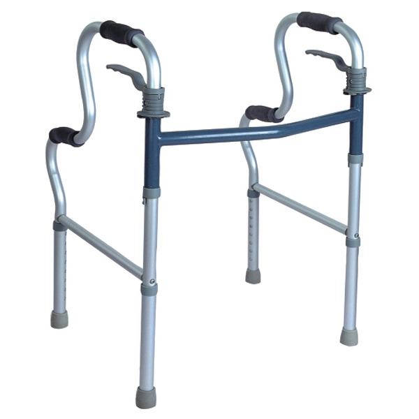 Portable Medical Walker with Adjustable Height