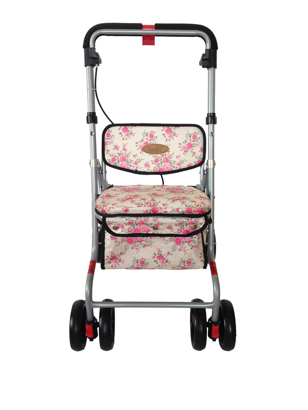 Heavy duty trolley with high quality design,suitable for the elderly or people with limited mobility