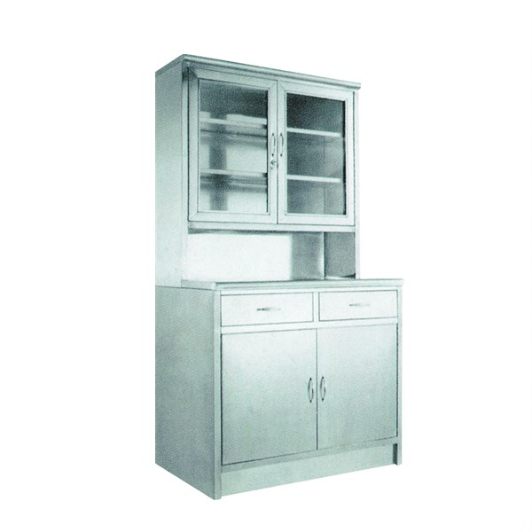 Freestanding Medical Cabinets Are Used For Hospitals And Medical Centers